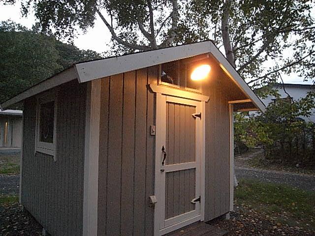 小屋照明4