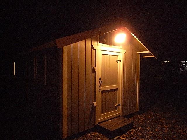 小屋照明5