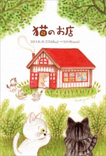 2016猫のお店