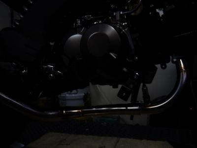 Z125PRO マフラー開発 (1)