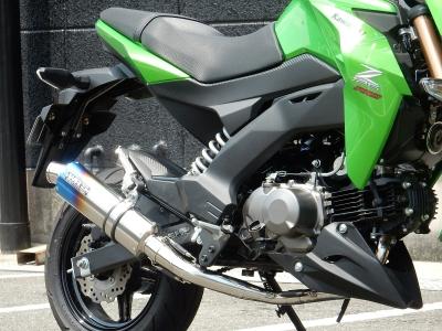 LS4110JM ライムグリーン z125pro (1)