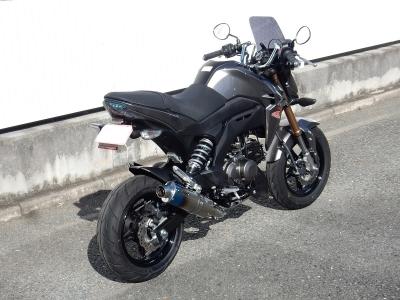 Z125PRO ブログ (4)
