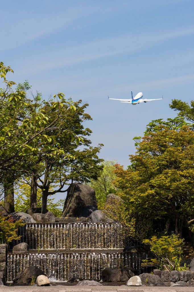富山空港H28_9_2