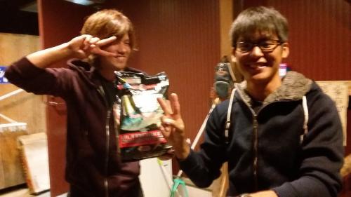 沖縄から若手お二人