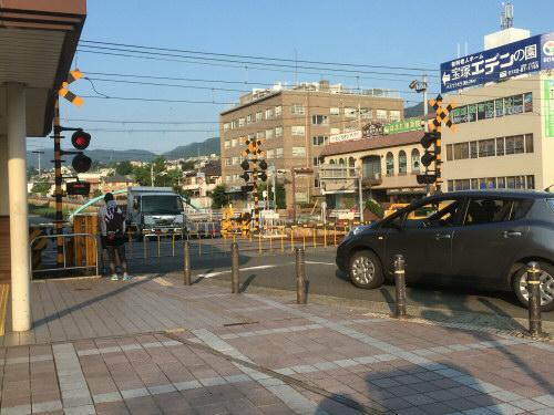 逆瀬川駅160806