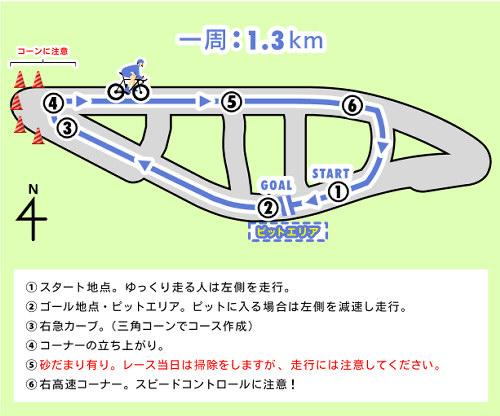 東近江クリテコース