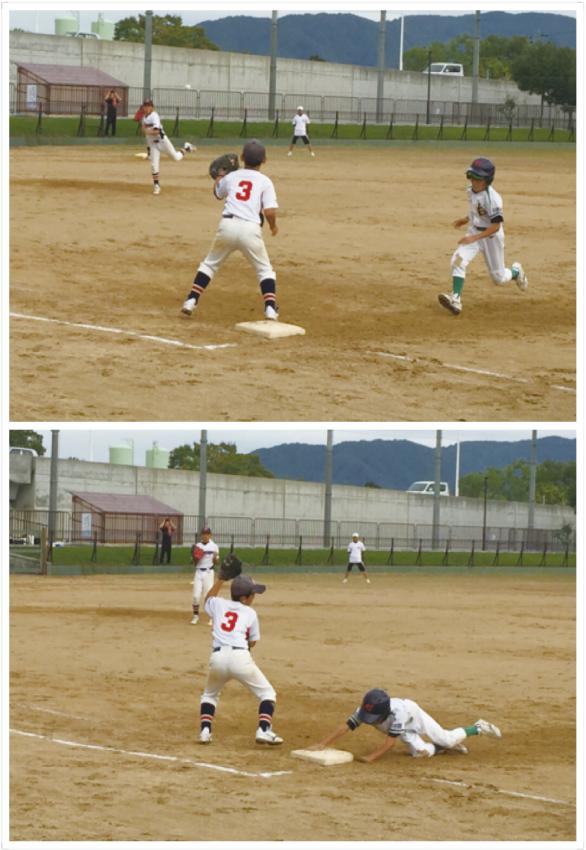 2016年 福井県越前市少年野球_新人戦1日目_1