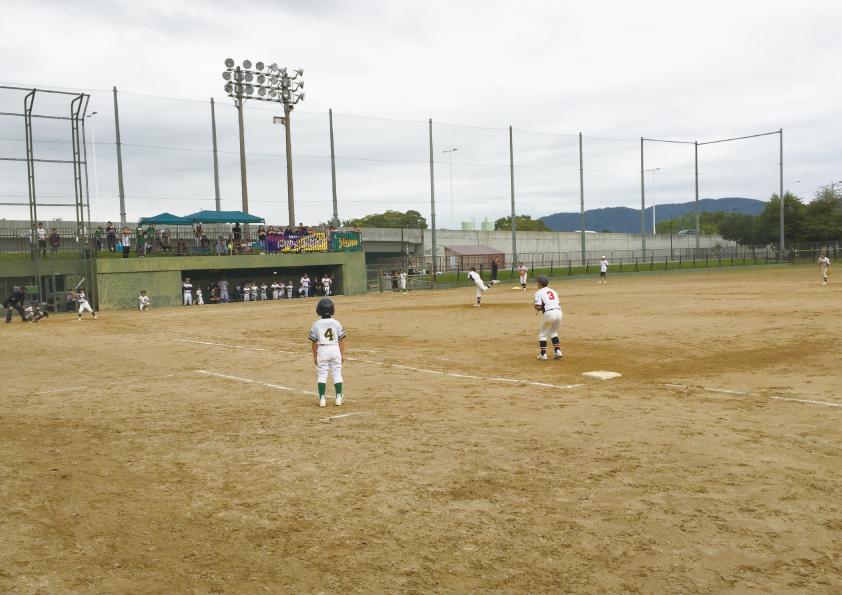 2016年 福井県越前市少年野球_新人戦1日目_3
