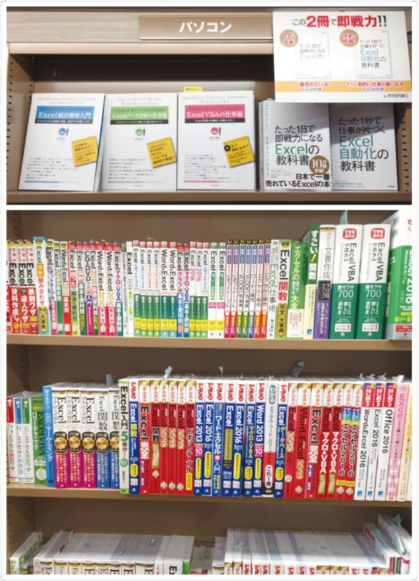 福井県越前町書店_エクセル