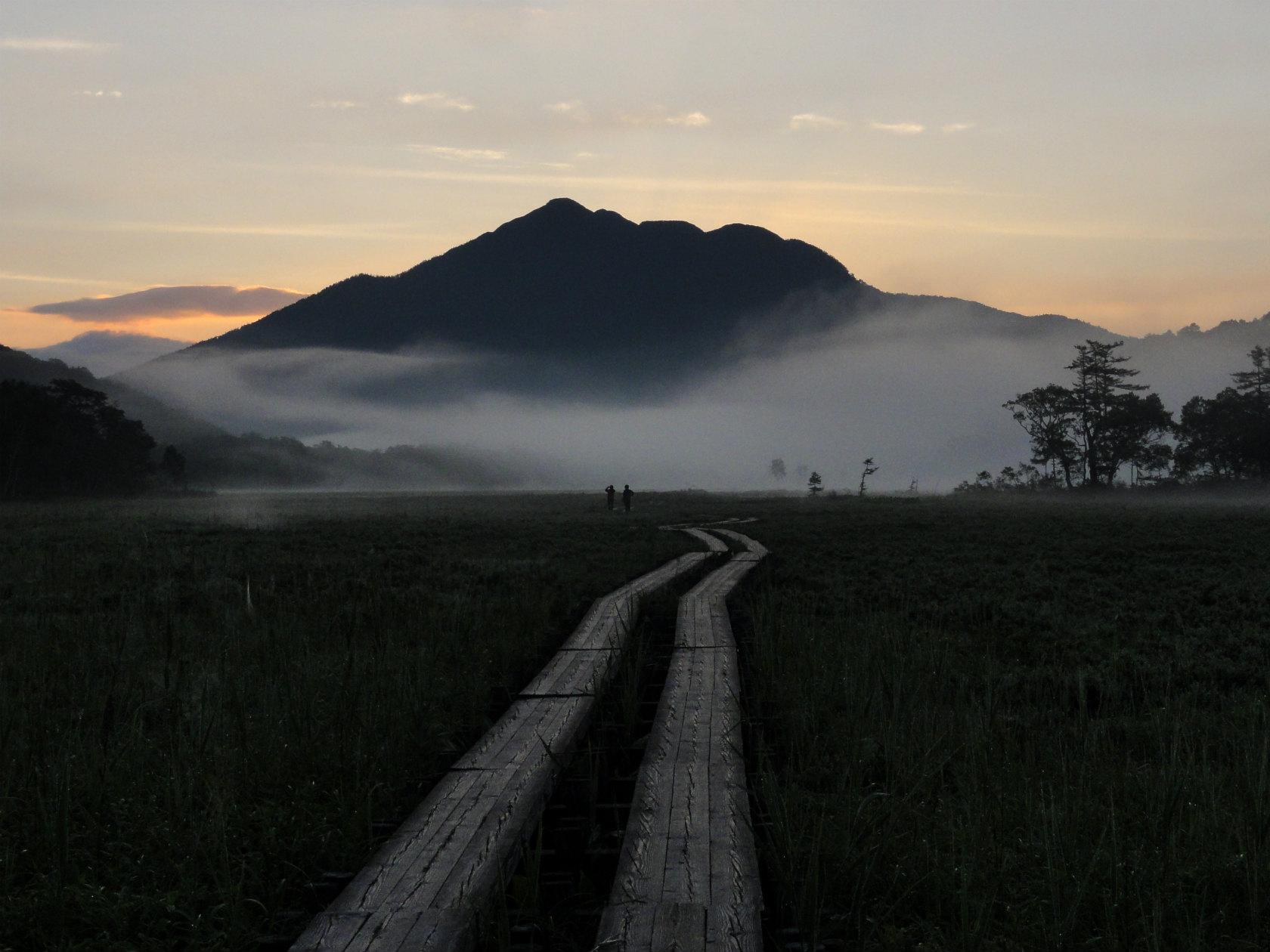 山ノ鼻からの燧ヶ岳4