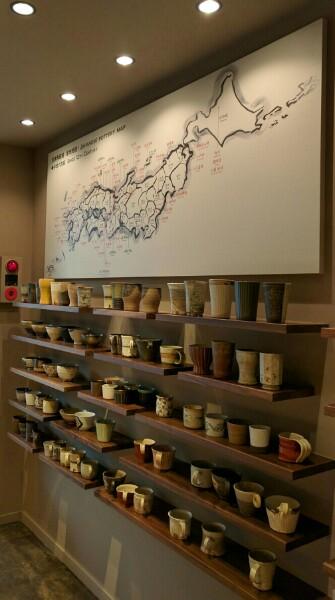 チョイス棚(大阪茶会)