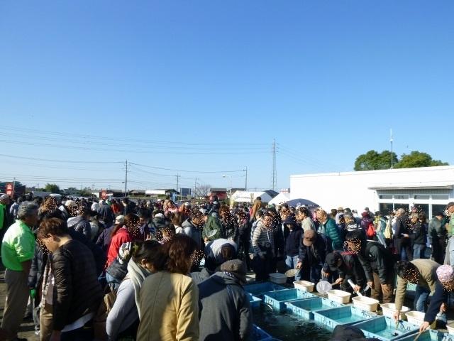 埼玉県養殖魚祭り