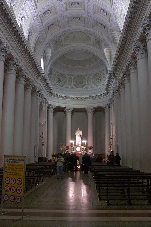 サンマリノ聖堂2