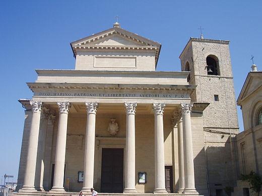 サンマリノ聖堂1