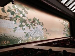 小俣道代さん提供3 東京歌舞伎座