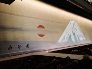 東京歌舞伎座 小俣道代さん提供 (2)
