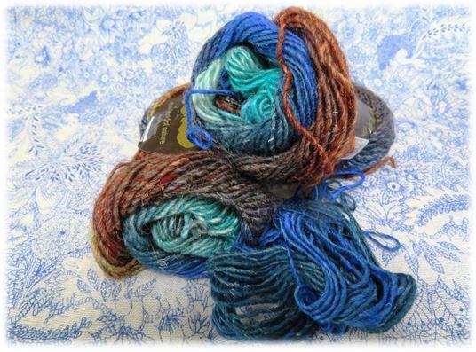 野呂さんの糸