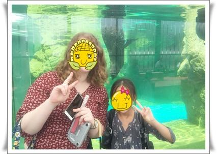2016.8京都水族館①
