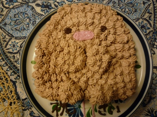 とんかつケーキ