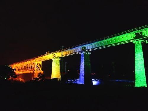 一ノ戸川鉄橋