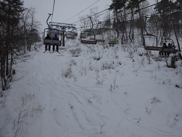 1月23日 北海道とのギャップに驚く