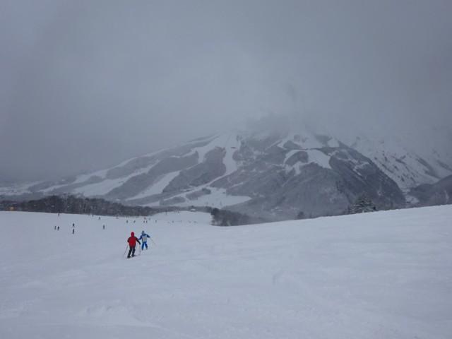 1月24日 十数年ぶり岩岳