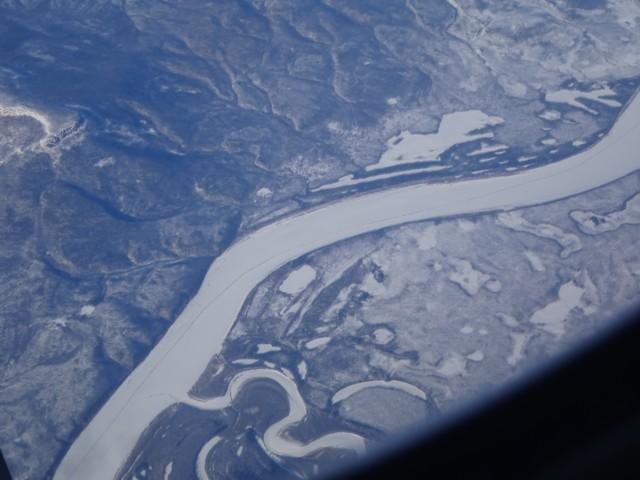 4月27日 ロシア川