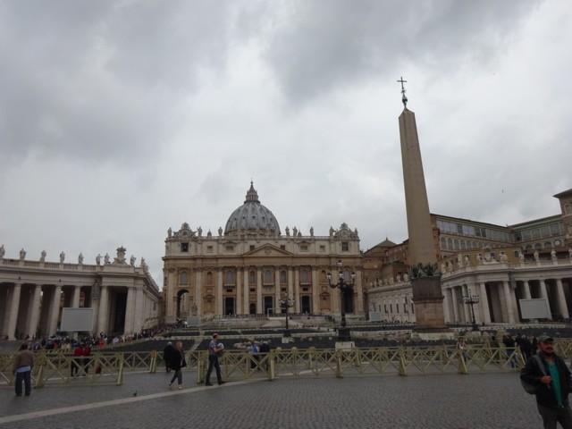 4月28日 サン・ピエトロ大聖堂
