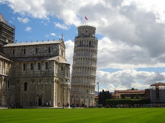 5月1日 ピサの斜塔