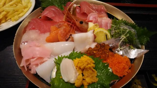 5月14日 極上海鮮丼