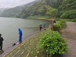 バス釣り風景1