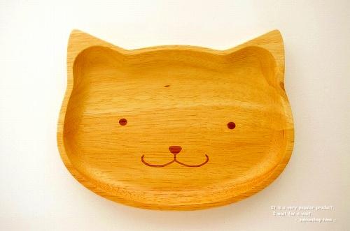 s-キッズトレイ ネコ