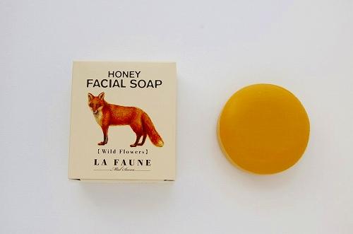 s-ラフォーヌ はちみつ洗顔石鹸