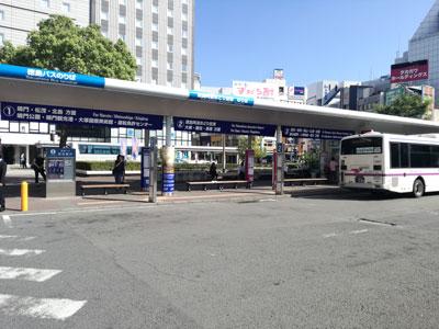 徳島駅 高速バス 乗り場
