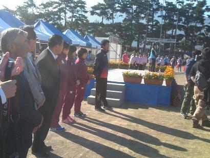 H28年度竜の里須坂健康マラソン招待選手