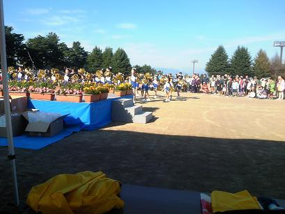 H28年度竜の里須坂健康マラソン開会式
