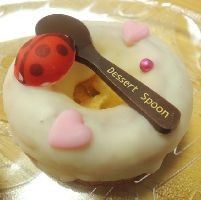 プチプランス・クグロフ 百花蜜のチョコレートドーナツ (6)