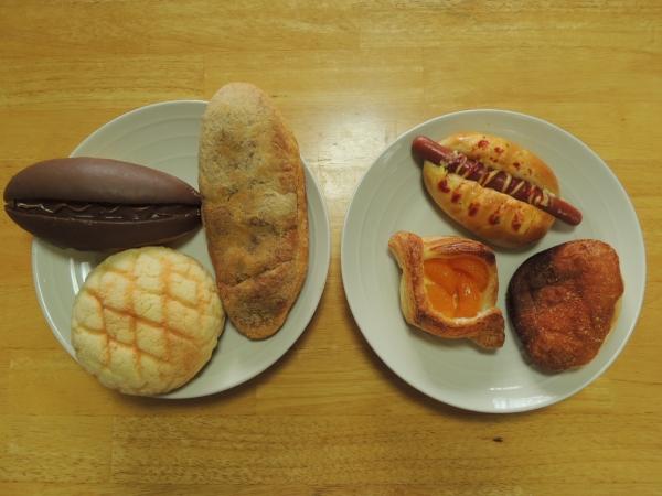 スーパーおくやま パン屋 (17)