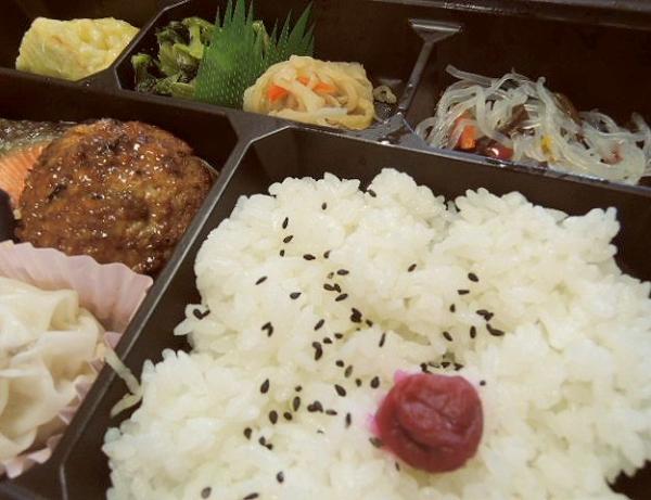 みよし野 たつたがわ店のお弁当 (6)