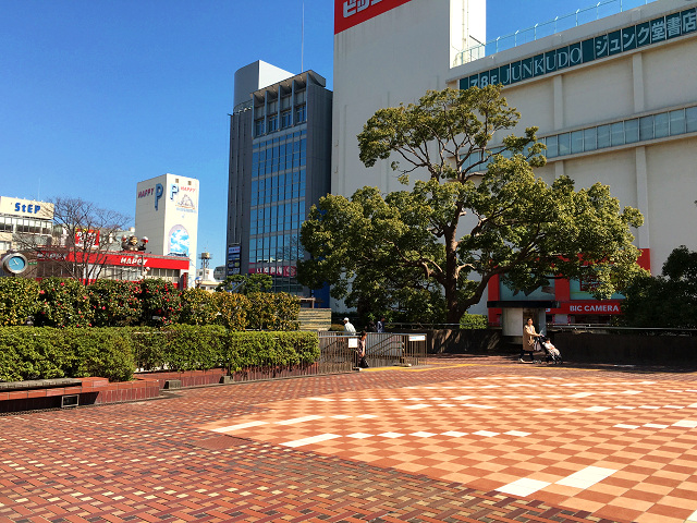 JR藤沢駅北口前広場 by占いとか魔術とか所蔵画像