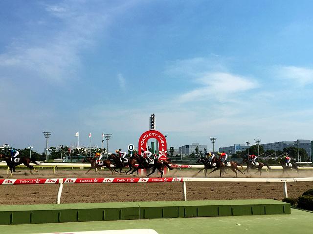 2016年7月11日大井競馬場4 by占いとか魔術とか所蔵画像