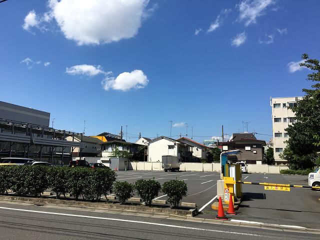 台風一過の超快晴で残暑復活の東京@2016年8月31日 by占いとか魔術とか所蔵画像