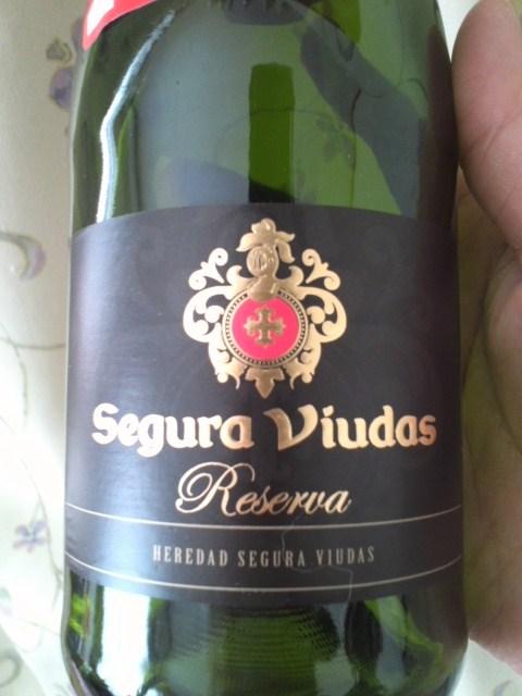 Segura Vindas Brut Reserva(セグラヴューダスブルート レゼルバ)