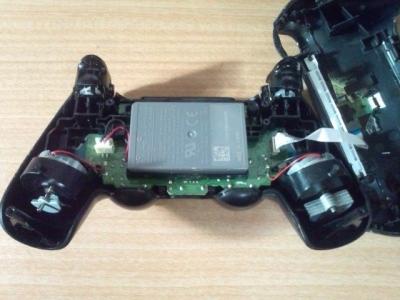 PS4アナログスティック修理B