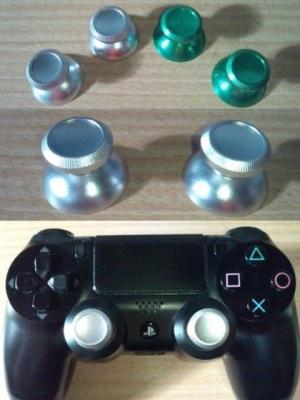 PS4の金属製アナログスティックMIX
