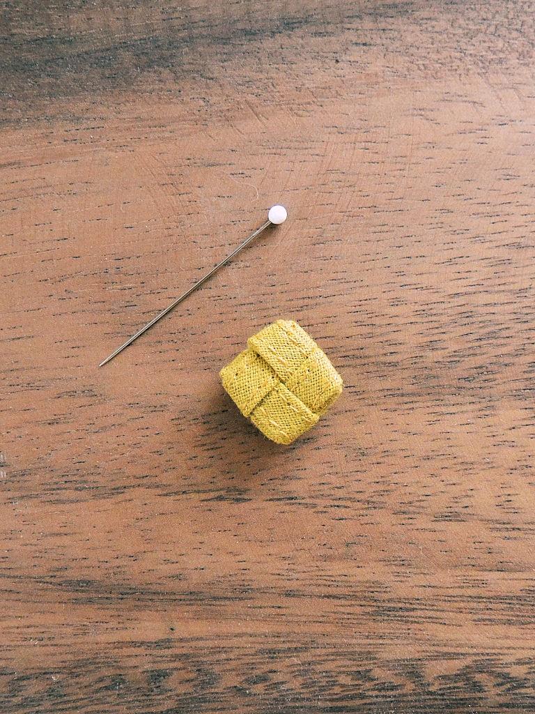 布ボタン2