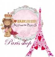 Baby Paris shop