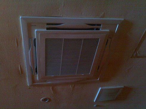 エアコンクリーニング