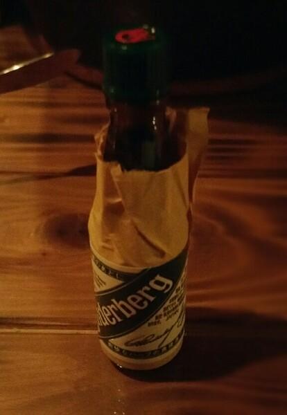 コイツはイイ!飲んだ後に飲む酒!UNDERBERG (ウンダーベルク)