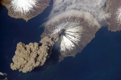 MtCleveland-クリーブランド火山